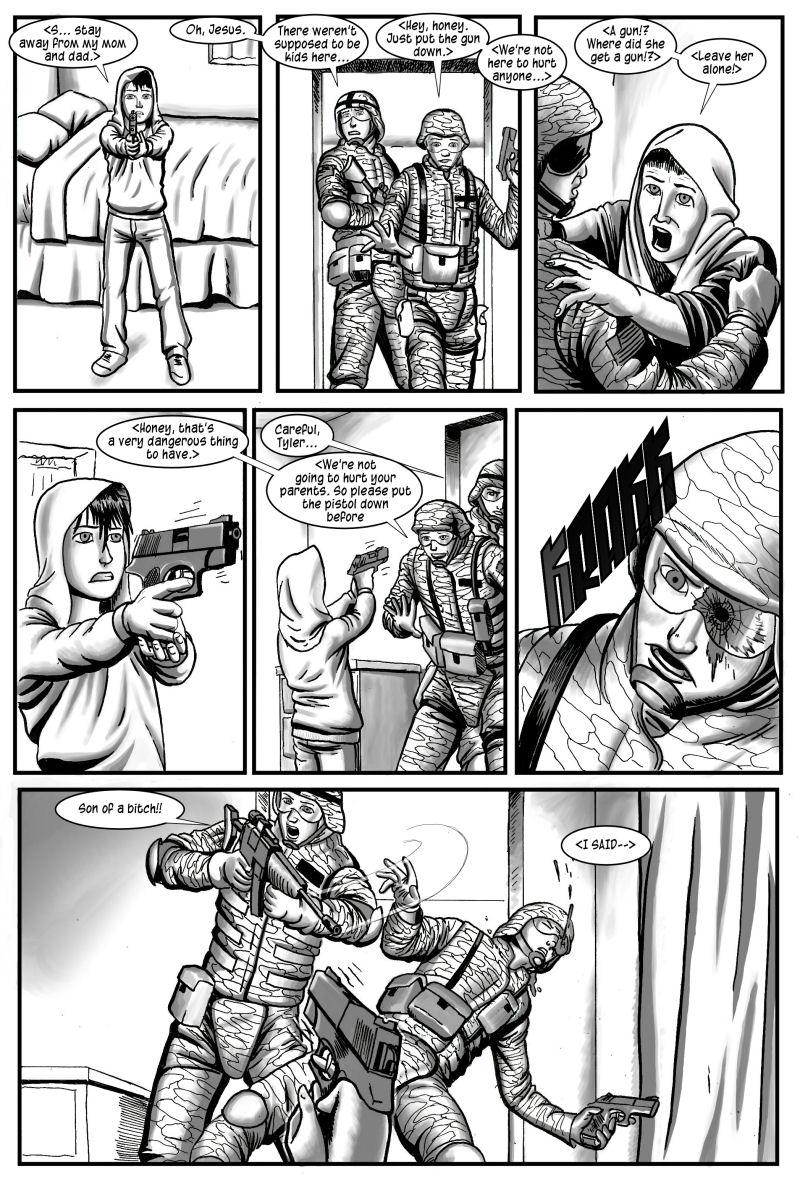 No Survivors, page 4