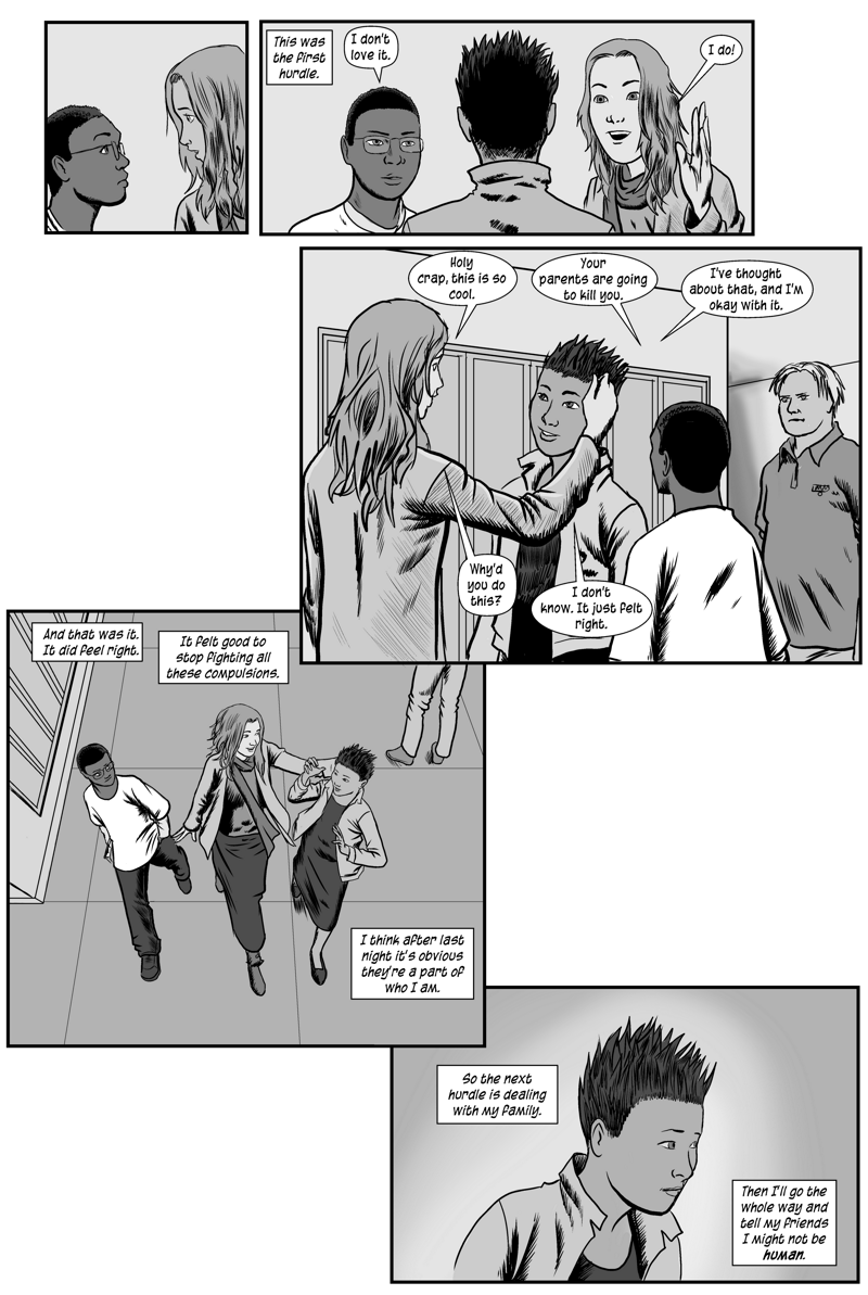 Veracious Creatures, page 7