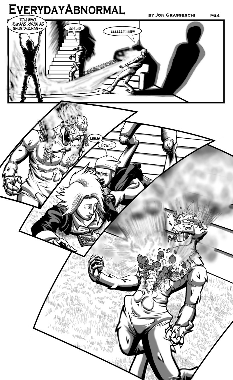 Out From Under Me, page 64
