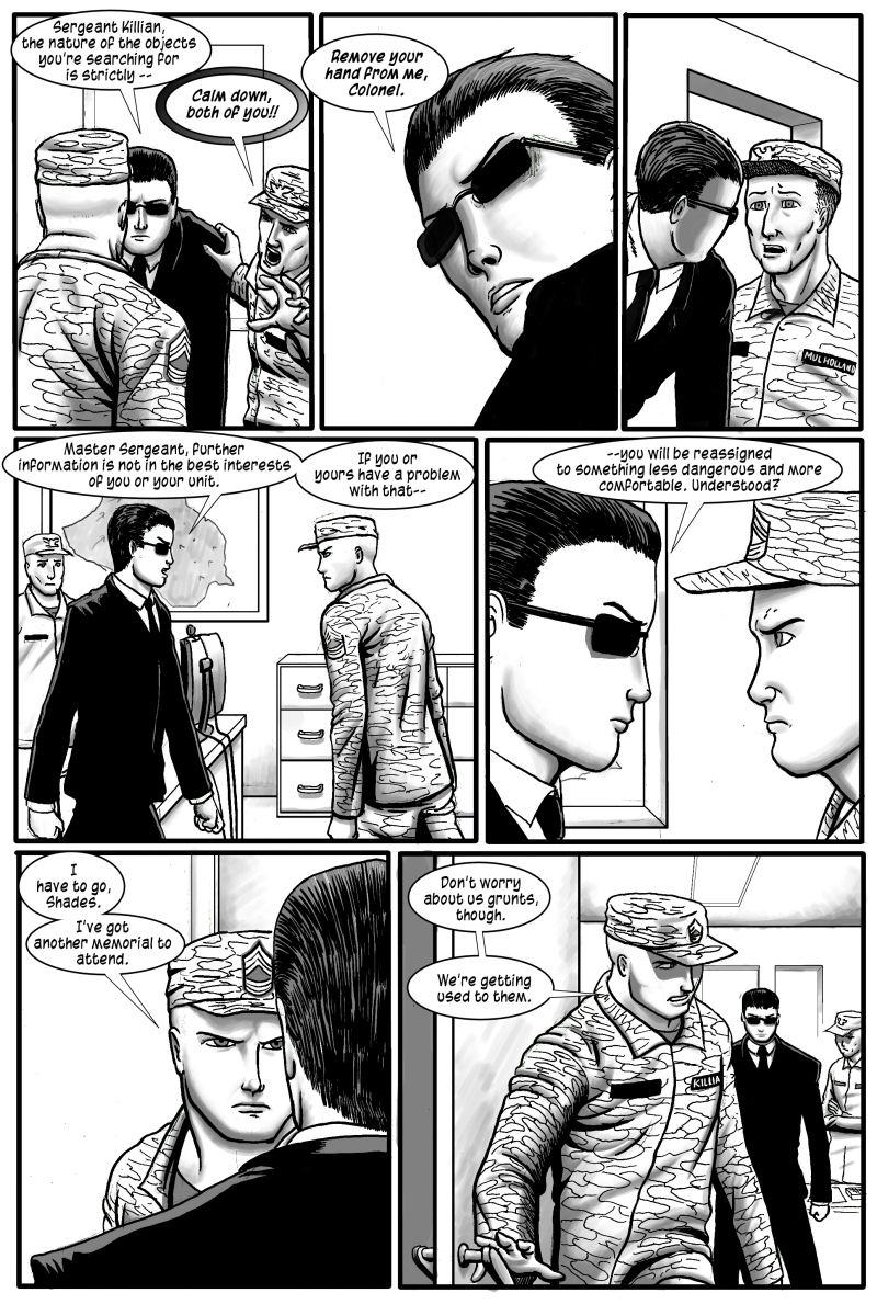 No Survivors, page 7
