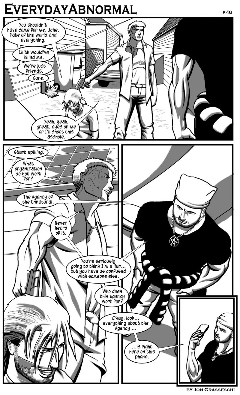 Out From Under Me, page 48