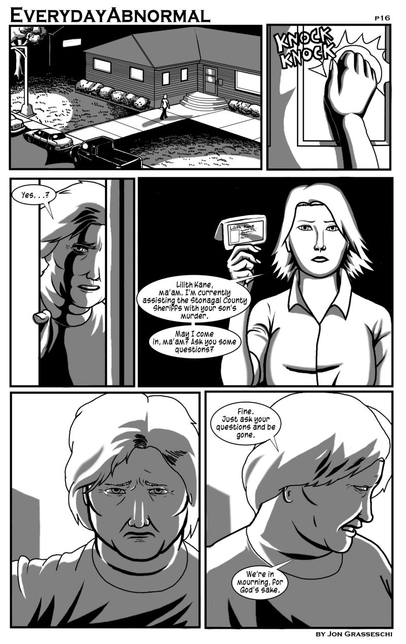 Out From Under Me, page 16