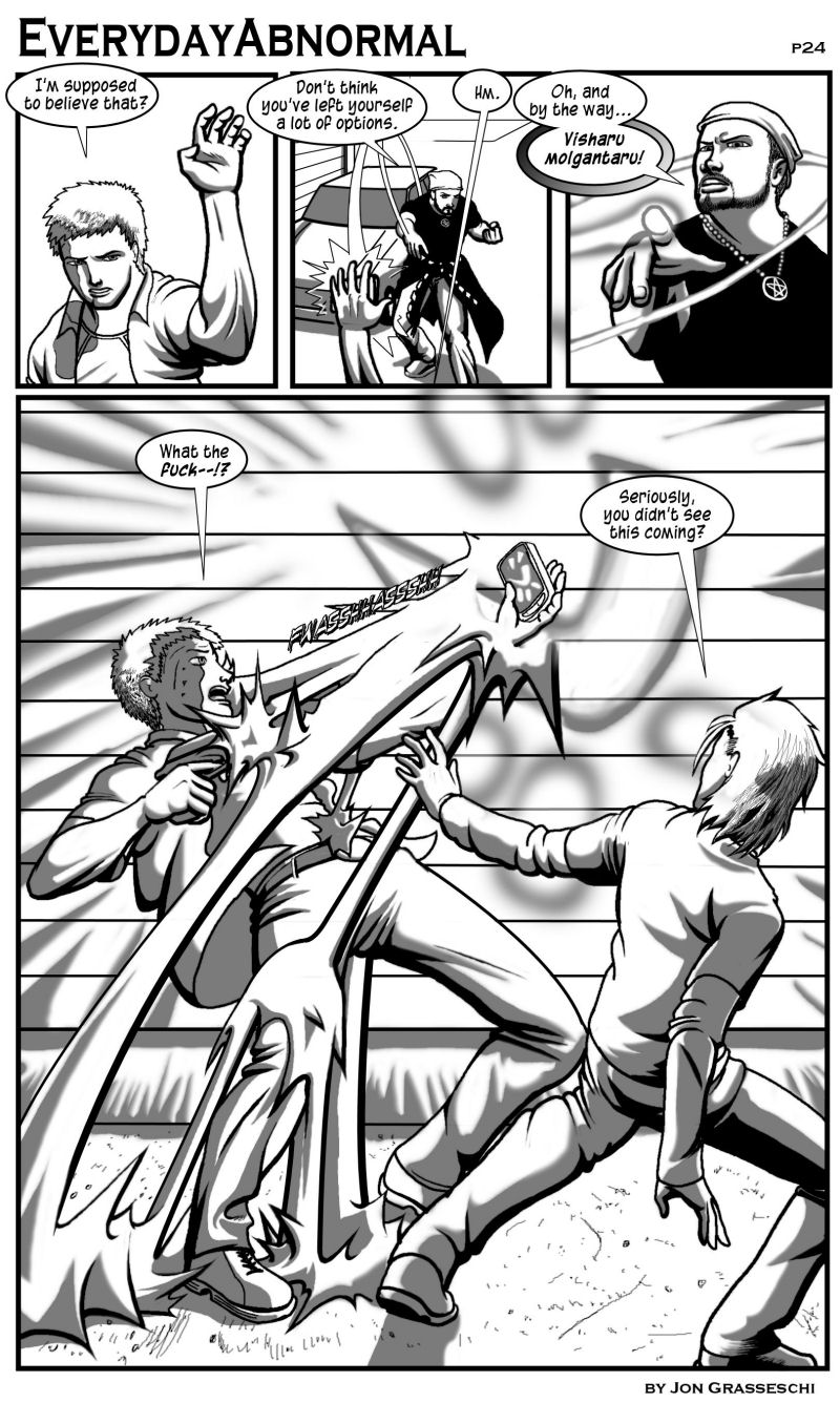 Out From Under Me, page 49