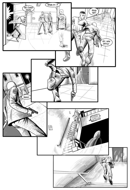 No Survivors, page 20