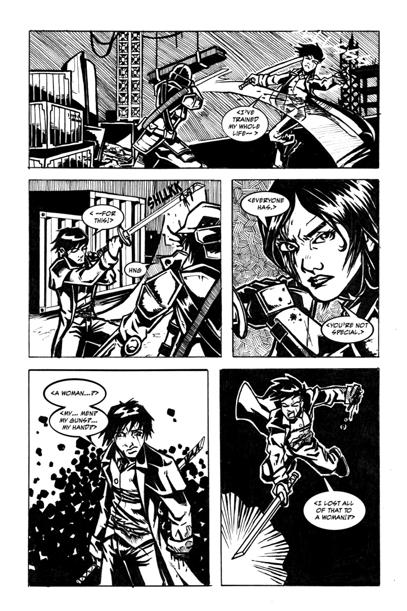 Life is a Battlefield, page 7