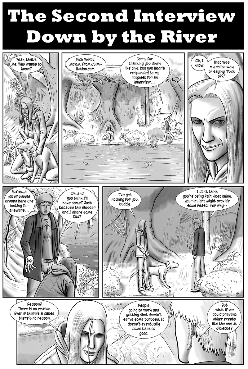 Drowning in the Wake, page 23