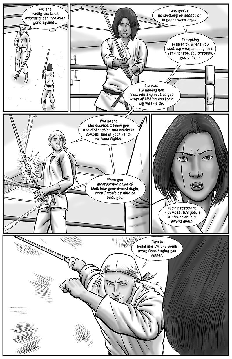 Personal Spaces, page 13