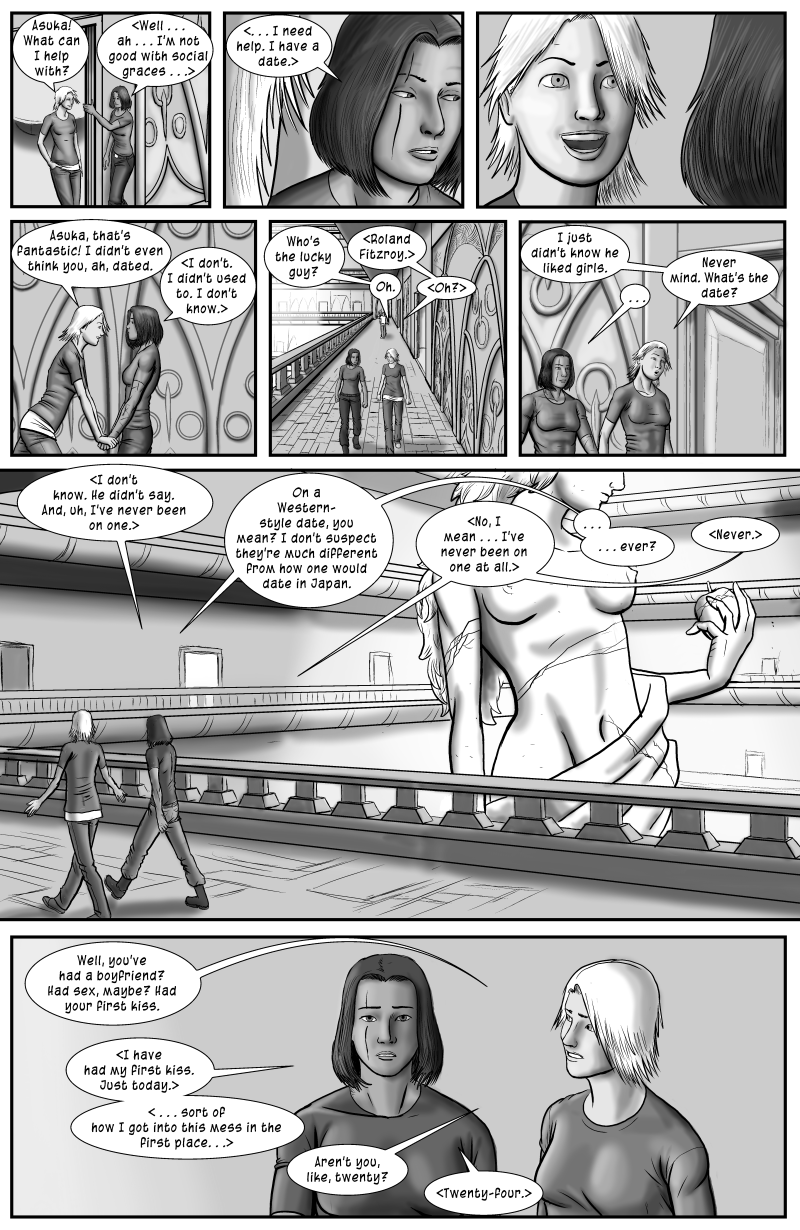 Personal Spaces, page 24