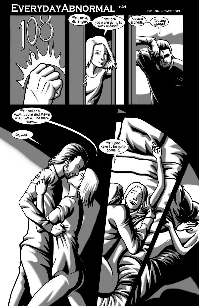 Out From Under Me, page 24